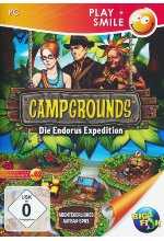 Campgrounds 2 - Die Endorus Expedition Cover