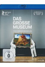 Das große Museum Blu-ray-Cover