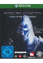 Mittelerde: Mordors Schatten (Game of the Year Edition) Cover