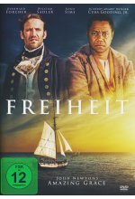Freiheit - John Newton's Amazing Grace DVD-Cover