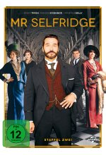 Mr. Selfridge - Staffel 2  [3 DVDs] DVD-Cover