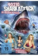 90210 Shark Attack in Beverly Hills DVD-Cover