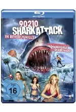 90210 Shark Attack in Beverly Hills Blu-ray-Cover