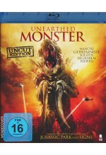 Unearthed Monster - Uncut Blu-ray-Cover