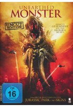 Unearthed Monster - Uncut DVD-Cover