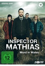 Inspector Mathias - Mord in Wales - Staffel 1  [2 DVDs] DVD-Cover