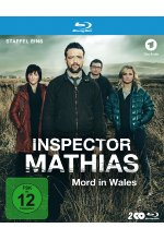 Inspector Mathias - Mord in Wales - Staffel 1  [2 BRs] Blu-ray-Cover
