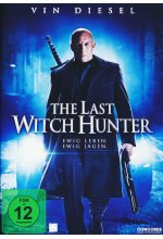 The Last Witch Hunter DVD-Cover