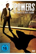 Powers - Die komplette erste Season  [3 DVDs] DVD-Cover
