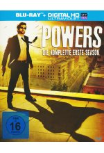 Powers - Die komplette erste Season  [3 BRs] Blu-ray-Cover