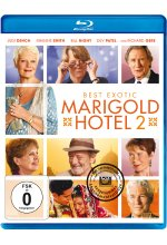 Best Exotic Marigold Hotel 2 Blu-ray-Cover
