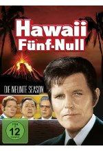 Hawaii Fünf-Null - Season 9  [6 DVDs] DVD-Cover