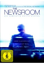 The Newsroom - Staffel 3  [2 DVDs] DVD-Cover