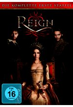Reign - Staffel 1  [5 DVDs] DVD-Cover