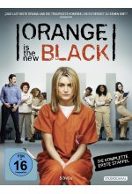 Orange is the New Black - 1. Staffel  [5 DVDs] DVD-Cover