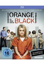 Orange is the New Black - 1. Staffel  [4 BRs] Blu-ray-Cover