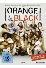 Orange is the New Black - 2. Staffel  [5 DVDs] DVD-Cover