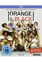 Orange is the New Black - 2. Staffel  [4 BRs] Blu-ray-Cover