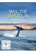 Wilde Inseln - Staffel 2  [2 DVDs] DVD-Cover
