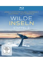 Wilde Inseln - Staffel 2  [2 BRs] Blu-ray-Cover