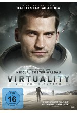 Virtuality - Killer im System DVD-Cover