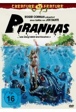 Piranhas - Creature Features Collection Vol. 2 DVD-Cover