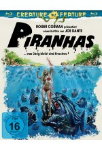 Piranhas - Creature Features Collection Vol. 2 Blu-ray-Cover