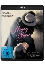 Henry & June Blu-ray-Cover