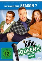 The King of Queens - Season 7 - Remastered  [4 DVDs] DVD-Cover