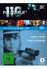 Polizeiruf 110 - Box 2  [3 DVDs] DVD-Cover