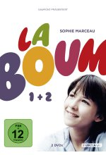 La Boum - Teil 1+2  [2 DVDs] DVD-Cover