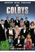 Die Colbys - Das Imperium - Staffel 1/Episode 01-24  [6 DVDs] DVD-Cover