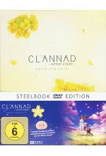 Clannad - After Story/Vol.1 - Steelbook  [LE] [2 DVDs] DVD-Cover