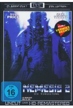 Nemesis 2 - Die Vergeltung - Uncut/Classic Cult Collection DVD-Cover