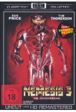 Nemesis 3 - Die Entscheidung - Uncut/Classic Cult Collection DVD-Cover