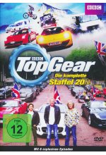 Top Gear - Season 20  [2 DVDs] DVD-Cover