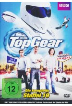 Top Gear - Season 19  [2 DVDs] DVD-Cover