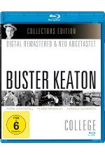 Buster Keaton - College - Collector's Edition Blu-ray-Cover
