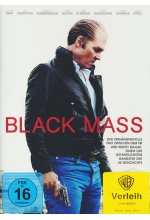 Black Mass DVD-Cover