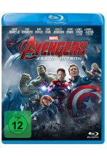 Marvel's The Avengers - Age of Ultron Blu-ray-Cover