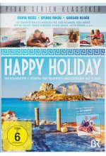 Happy Holiday - Staffel 1  [3 DVDs] DVD-Cover