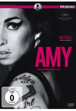 Amy - The girl behind the name DVD-Cover