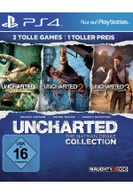 Uncharted - The Nathan Drake Collection Cover