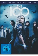 The 100 - Die komplette 1. Staffel  [3 DVDs] DVD-Cover