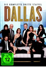 Dallas (2014) - Staffel 3  [3 DVDs] DVD-Cover