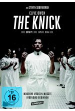 The Knick - Die komplette 1. Staffel  [4 DVDs] DVD-Cover
