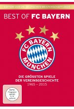 Best of FC Bayern München  [6 DVDs] DVD-Cover