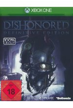Dishonored - Definitive Edition Cover