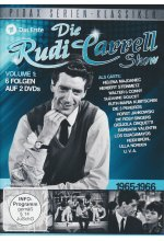 Die Rudi Carrell Show - Volume 1  [2 DVDs] DVD-Cover