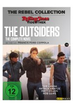 The Outsiders - The Rebel Collection - Rolling Stone Videothek DVD-Cover